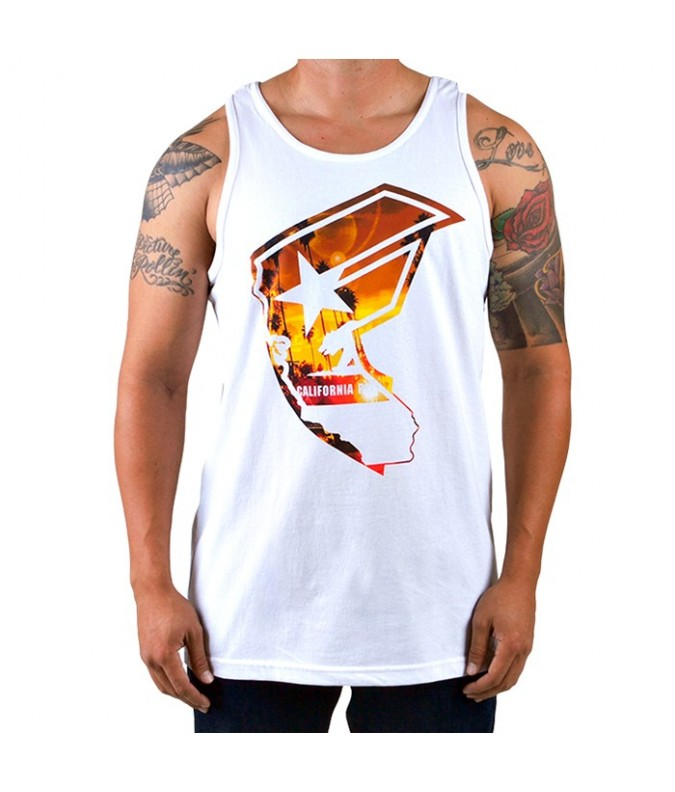 Cali BOH Sunset Tank