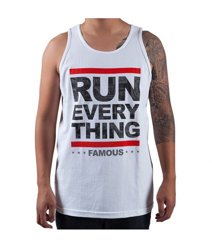 Run Everything Tank