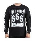 Get Cash LS Mens Tee
